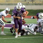 Steven Turk breaks a run against Pinedale Wranglers Sept. 2, 2016, en route to a 37-14 victory. The Herders start the season Sept. 1 at home.