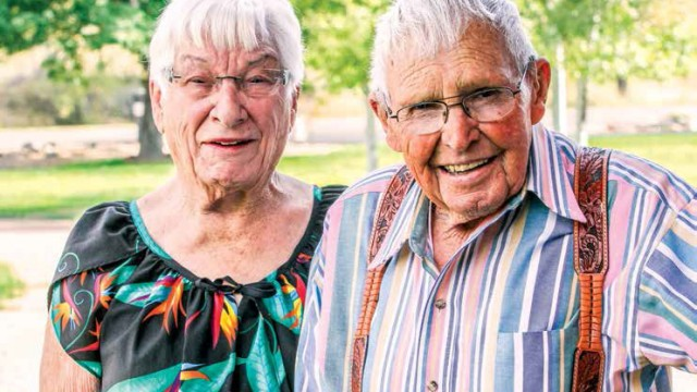 Alice and Bill Vollman are enjoying their retirement from their home in Douglas, where they proudly watch their son and grandchildren carry on the ranching tradition.